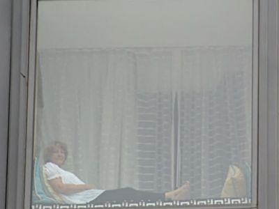 Meditativt frikvarter midt inde i storbyen